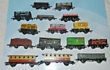 Job Lot 00 Gauge 15 x Wagons & Coaches. Hornby Lima Airfix Playcraft Dapol Peco
