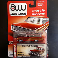 Auto World - 1964 FORD COUNTRY SQUIRE - NEW