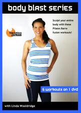 Barre Toning EXERCISE DVD Barlates Body Blitz BODY BLAST BUNDLE - 6 Workouts