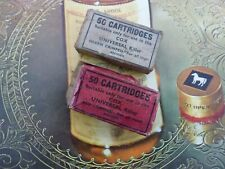 Eley Kynoch, WW Greener vintage Cox Humane killer Cartridge Box Empty