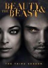BEAUTY AND THE BEAST--SEASON 3--4 DVD Set--2012