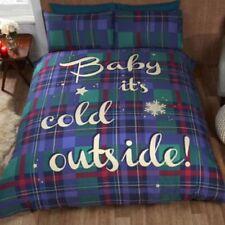 Linge de lit et ensembles sans marque avec des motifs Carreaux pour chambre