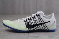 19 New Nike Zoom Victory 2 Track Spikes White/Blue Sizes 4.5-12.5 555365 100