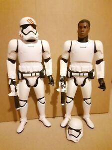 "Star Wars Jakks Pacific First Order Stormtrooper FN-2187 (both Variants) 18"""