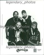 Cypress Hill Ruff House and Columbia Records Original Press Photo