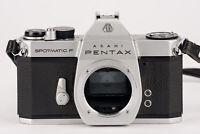 Asahi Pentax Spotmatic SP F Gehäuse Body SLR-Kamera Spiegelreflexkamera