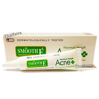 SMOOTH E ACNE HYDROGEL CREAM MAXIMUM STRENGTH TREATMENT SALICYLIC ACID 7 grams