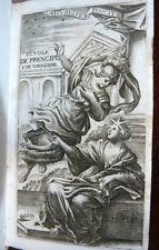 DE MOTTA : SCUOLA principios y CAVALIERI - 1684 Geografia Economia Política