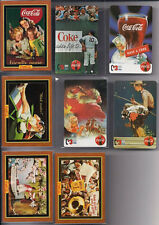 1995 Coca-Cola Series 4 Trading Cards Mini Master Set Collection