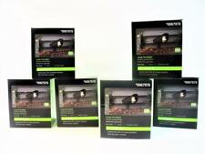 Lot of (6) Portfolio Low-Voltage LED Floodlight Black Finish Reflector 0067978