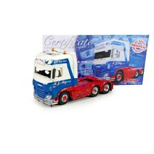 Tekno M J May DAF XF Euro 6 SSC 6x2 Tractor Unit 1:50 British Scale Model 72228
