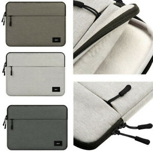 """Laptop Sleeve Case Carry Bag For 14"""" 15"""" 15.6"""" Dell Lenovo HP MacBook NoteBook"""
