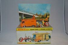 Dinky Toys 570A 570 A Peugeot J7 Autoroutes mint in box all complete a super set
