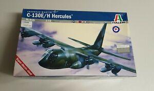 Italeri No. 015 | 1:72 Lockheed Martin C-130E/H Hercules w/ Australian Decals