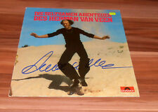 Hermann van veen * Alfred J. Kwak *, Original con firma vinilo, incl. LP