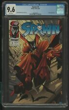 SPAWN 3 CGC 9.6 8/92 VIOLATER APPEARANCE TODD MCFARLANE STORY