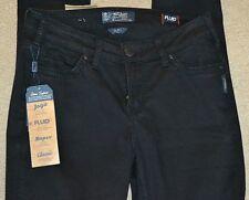 d0b9d852 New Silver Jeans Size 28 x 31 Women Suki Fluid Stretch Mid Rise Skinny Leg  Black