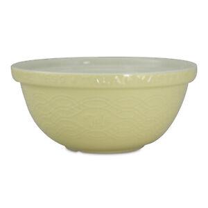 Tala Originals 30cm Cream Stoneware Baking Dough Mixer Salad Kitchen Mixing Bowl