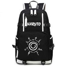 NARUTO SHIPPUDEN Rucksack Konoha Backpack Bag NEU