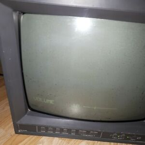 JVC TM-H140PN Hi-Resolution 14 inch Colour Monitor
