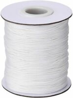 DELUXE 1.3MM CORD FOR 25MM VENETIAN BLINDS WHITE 99p PER METRE