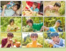 NCT127 x Nature Republic Official Photocard taeyong jaehyun taeil doyoung ect...