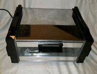 Vintage Munsey Oven Toaster Broiler Model 7602