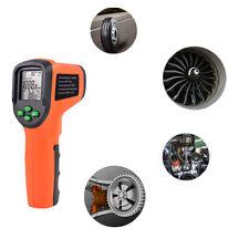 Digital LCD Laser Tachometer Tacho Foto Beruehrungsloser Drehzahlmesser RPM DE