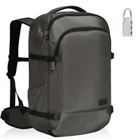 Hynes Eagle 45L Travel Backpack Carry on  Weekender Bag Outdoor Casual Large Bag