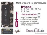 Logic Chip-Level Motherboard Repair iPhone 6/6s/6 Plus/6s Plus, iPhone 7/7plus