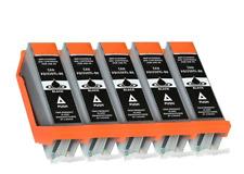 5 TINTE PATRONEN mit CHIP für CANON PIXMA IP7250 MX925 MG5450 MG5550 MG5655 XL