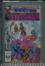 DOCTOR STRANGE # 53  CGC 9.8  White Pages   FREE SHIPPING