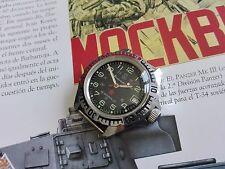 RELOJ  RUSO VOSTOK KOMANDIRSKIE  / RUSSIAN  VOSTOK  WATCH 3AKA3 MOCCCP SOVIET