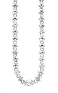 King Baby Studio Small Diamond Link Necklace K51-5141