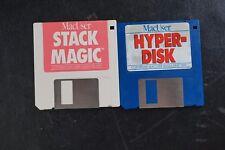 MacUser Stack Magic and Hyper-Disk 3.5 Media