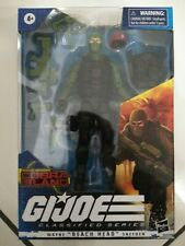 G.I. Joe Classified Series Beach Head IN HAND Target!!!