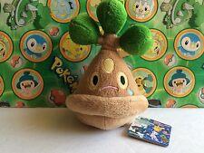 "Pokemon Plush Bonsly 2005 UFO 7"" Banpresto stuffed figure Doll Toy US Seller"