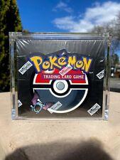 Pokemon Team Rocket Booster Box 1st Edition Sealed MINT! PSA BGS 10 Charizard?