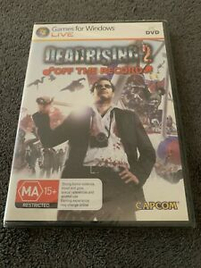 DEAD RISING 2 OFF THE RECORD - PC DVD - NEW FACTORY SEALED