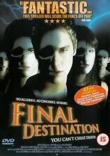 Final Destination DVD [2000] Devon Sawa, Ali Larter, Kerr Smith, Kristen Cloke