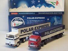 Kombiangebot: 1 x Ford Transc.Sz, 1 x Krupp Sz Polar-Express(ASG ?) Wiking 1:87
