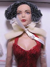 2004 Tonner Convent. Exclus. Tyler Wentworth Red Hot (Limited Edition-500) Doll