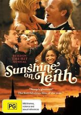 Sunshine On Leith DVD R4