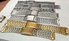 USSR Vintage Watch bracelet band Leningrad POLJOT ZIM SLAVA VOSTOK link links