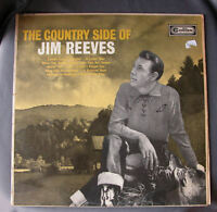 "Vinilo LP 12"" 33 rpm THE COUNTRY SIDE OF JIM REEVES - Long Playing Record"