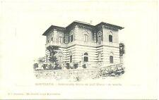 MONTECATINI - VALDINIEVOLE - VILLINO PROF.CROCCO - DA LEVANTE (PISTOIA)