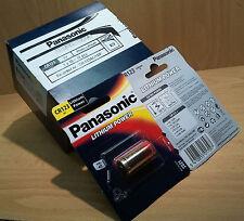 10 x Pila Photo Power CR123 3v PANASONIC Lithium Power,CR123A,CR17345,CR123R