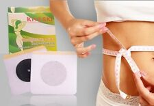 1Box(10pcs) Kiyeski Slimming Belly Patch Plaster Electrostatic Physiotherapy