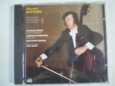 BOTTESINI concerto in B minor for double bass + orchest