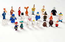 Moomins sur Riviera Figurines En Plastique 23 Caractères Martinex Finlande